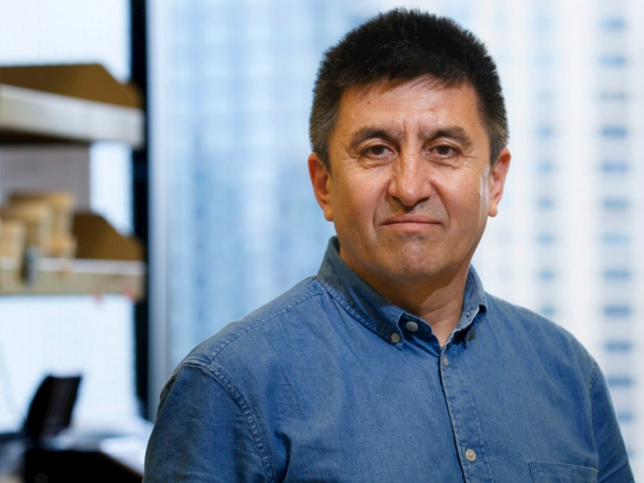 Shoukhrat Mitalipov is the first U.S.-based scientist known to have edited the DNA of human embryos