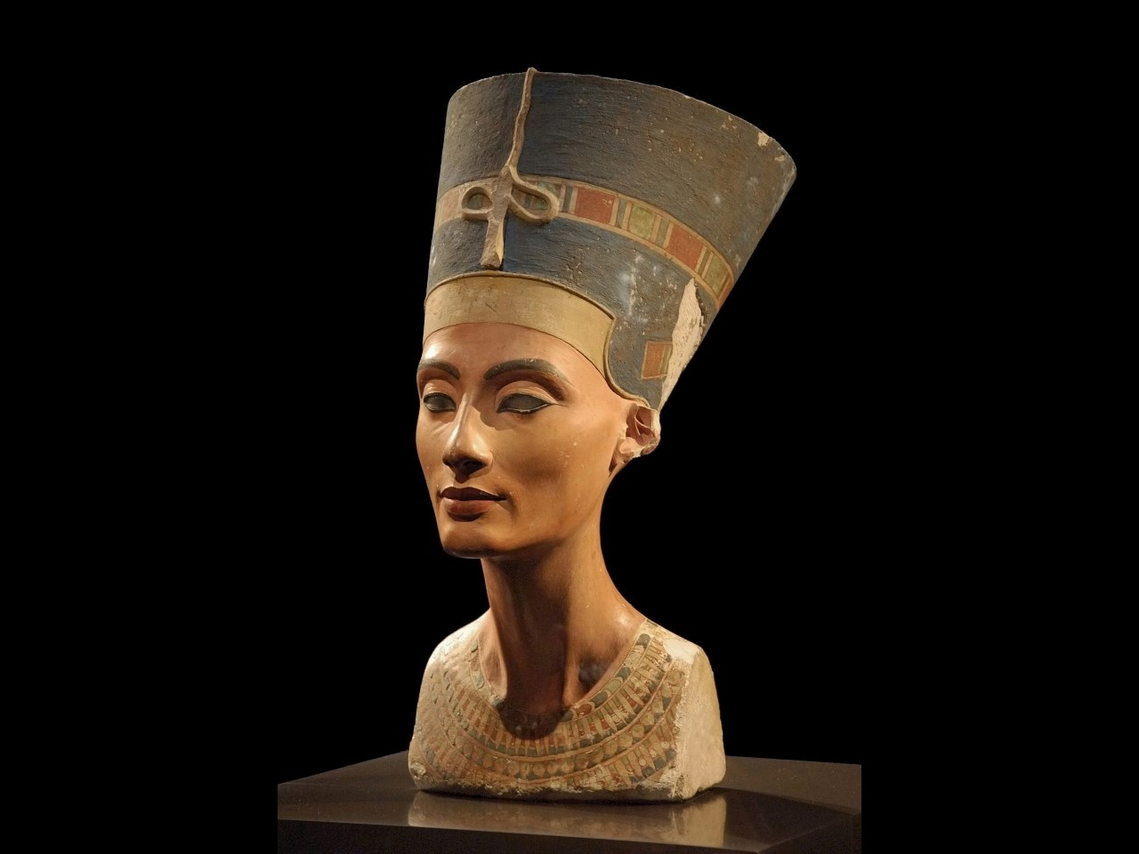 Queen Nefertiti, Tutankhamun mother-in-law