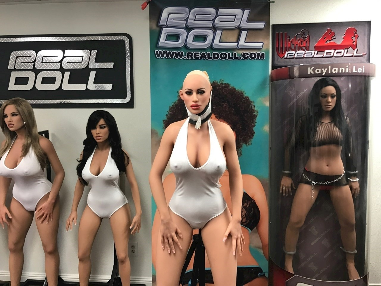 Unlike previous models, Harmony isn't just a realistic looking sex doll
